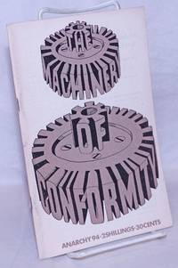 image of Anarchy. No. 94 (Vol. 8 No. 12), December 1968: The Machinery of Conformity