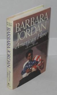 Barbara Jordan; American hero