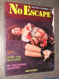 No Escape Vol 1 #1 (1982) Magazine