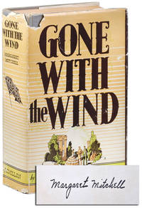 GONE WITH THE WIND - SIGNED