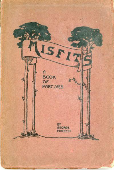 Oxford: Frank Harvey, 1905. Octavo, pp. 4-102 , original brown wrappers printed in black. First edit...