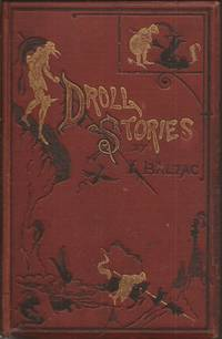 image of Droll stories: Collected from the Abbeys of Touraine (Balzac's Contes Drolatiques)