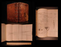 Rohault's system of natural philosophy : illustrated with Dr. Samuel Clarke's notes taken mostly out of Sir Isaac Newton's philosophy. With additions. ... Done into English by John Clarke by  Jacques ROHAULT - First English - 1723 - from Schilb Antiquarian Rare Books (SKU: 5616)