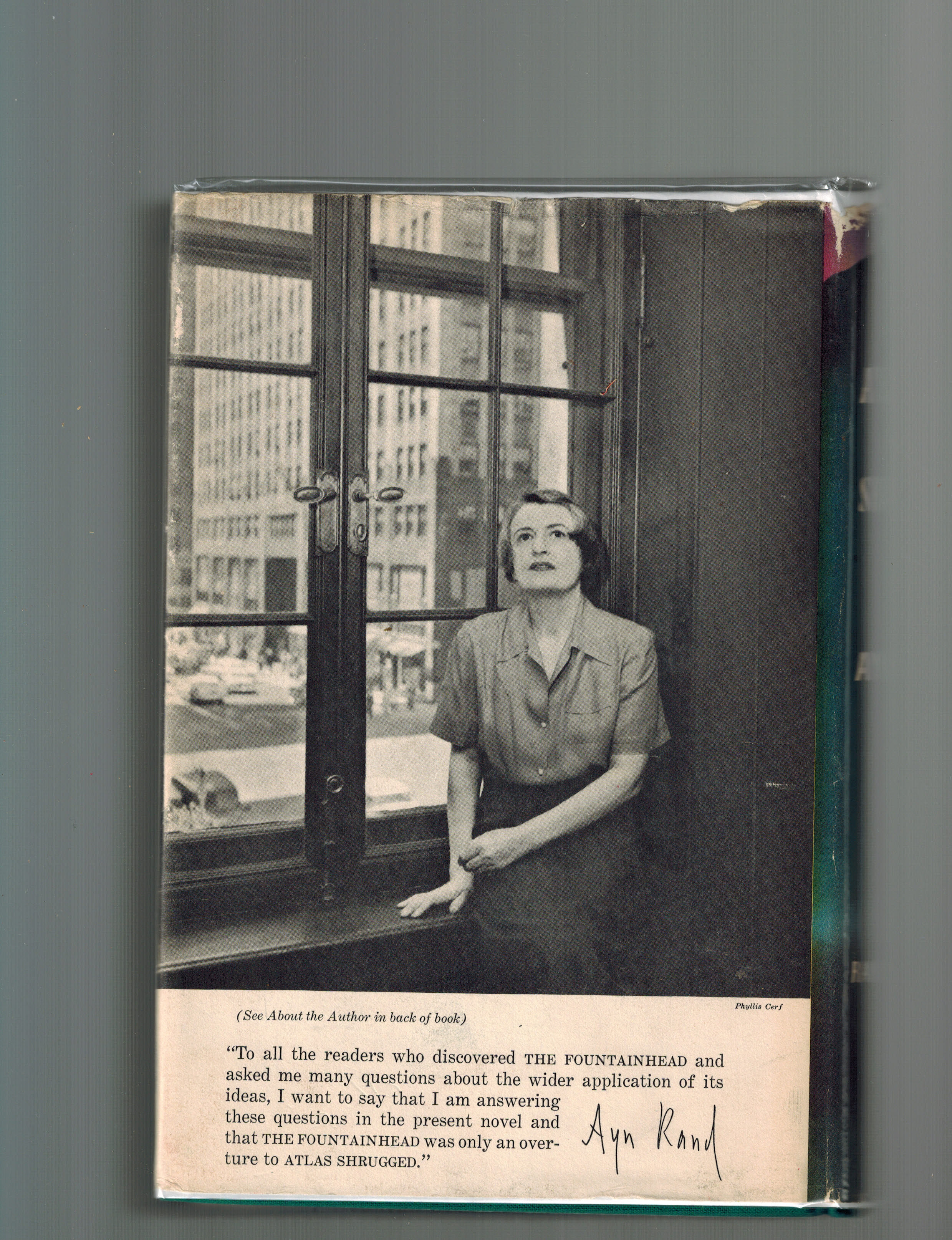 Atlas Shrugged: A Novel by Ayn Rand - Hardcover - 1957
