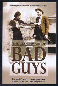 image of The Giant Book of Bad Guys