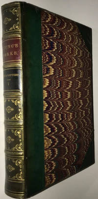 image of THE COMPLETE WORKS OF WASHINGTON IRVING! Complete in 27 volumes. Printed in 1870-1872