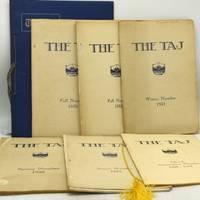 [HARRISONBURG] [THE TAJ] SEVEN ISSUES HARRISONBURG HIGH SCHOOL MAGAZINE & YEARBOOK