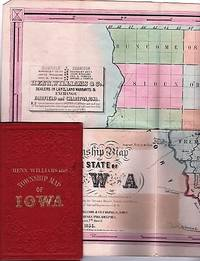 A TOWNSHIP MAP OF THE STATE OF IOWA .... Dealers in Land, Land Warrants & Exchange.  Fairfield & Charlton, Iowa....Investments made in any part of Iowa.  Compiled from the United States Surveys, official information and personal reconnaissance, showing the Streams, Roads, Towns, County Seats, Works of Internal Improvement, &c. &c