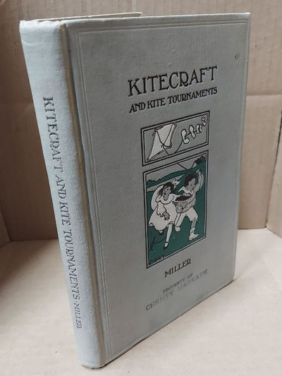 Peoria, IL: Manual Arts Press, 1914. First Edition. Hardcover. Octavo; vg-/none; light gray cloth sp...