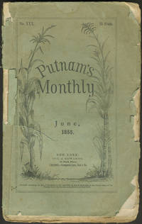 """Australiana, The Campbell Town Election"", concerning the upcoming election & controversy over convictism in Van Diemen's Land.  Putnam's Monthly.  A Magazine of Literature, Science, and Art.  June 1855"