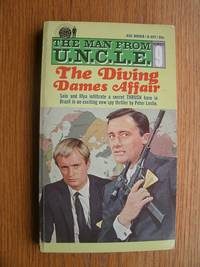 image of The Man From U.N.C.L.E. # 9: The Diving Dames Affair # G-617