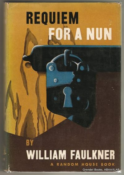 NY:: Random House,. Very Good in Very Good dust jacket. 1951. Hardcover. First edition (not stated),...