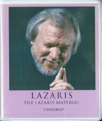 I Deserve! The Lazaris Material (Audio Tape) by Lazaris - 1988 - from Black Sheep Books (SKU: 011914)