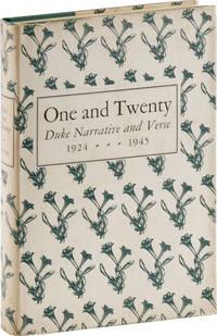 One and Twenty: Duke Narrative and Verse 1924-1945 [Signed]