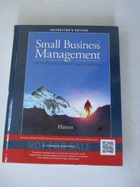I.e. Small Business Management 2016 By Hatten