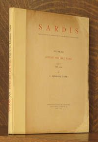 SARDIS, VOLUME XIII, JEWELRY AND GOLD WORK, PART 1 1910-1914 by C. Densmore Curtis - Hardcover - 1925 - from Andre Strong Bookseller (SKU: 27360)