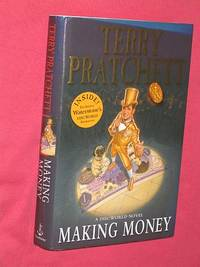 Making Money (a Discworld Novel) with one Discworld Banknote