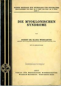 Die Myoklonischen Syndrome