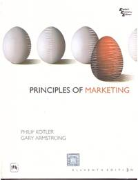 image of Principles of Marketing: Instructor's Manual w/ Video Guide