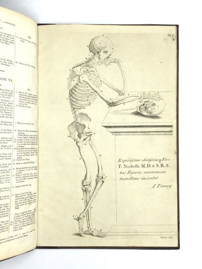 A COMPENDIOUS TREATISE OF ANATOMY,...