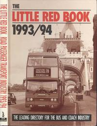 The Little Red Book 1993-94: Road Passenger Transport Industry