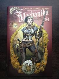 image of LADY MECHANIKA: THE DEMON OF SATAN'S ALLEY / THE MYSTERY OF THE MECHANICAL CORPSE. COLLECTED EDITION