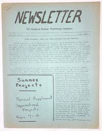 image of Newsletter. Vol. 2 no. 4 (May 1965)