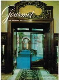 image of GOURMET MAGAZINE 1974: CHINESE CUISINE