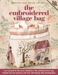 image of The Embroidered Village Bag (Designer)