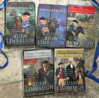 RUSH REVERE 5 HARDBACK BOOK SERIES INCLUDES ALL 5 HARDCOVERS IN THIS SET