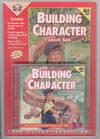 Building Character Activity Book / CD Set