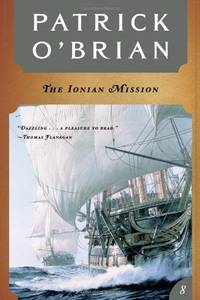 image of The Ionian Mission: 08 (Aubrey-Maturin (Paperback))
