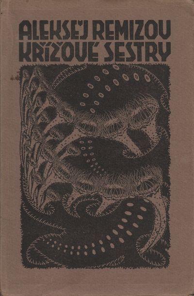 Prague: Kamilla Neumannová, . Octavo (21.8 × 14 cm). Original pictorial wrappers with a woodcut de...