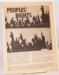 image of Peoples' Rights