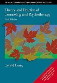 image of Theory and Practice Of Counseling and Psychotherapy
