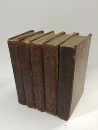 The History Of England From The Revolution In 1688 To The Death Of George II (5 Volumes)