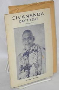Sivananda day-to-day Volume VI