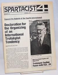 image of Spartacist. Number 23, Spring 1977
