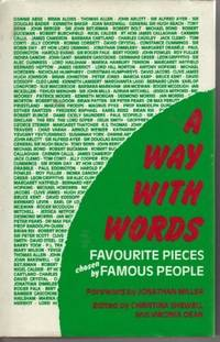 Way with Words: Favourite Pieces Chosen by Famous People