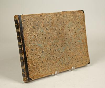 Napoli: B. Girard, 1830. DONIZETTI, Gaetano 1797-1848. Oblong folio. Dark brown leather-backed marbl...