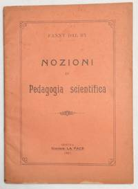 image of Nozioni di pedagogia scientifica