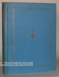 FESTGABE DARGEBRACHT DEM VERLAGE OTTO ELSNER ZUM 1. JULI 1921
