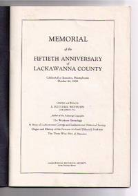 Memorial of the Fiftieth Anniversary of Lackawanna County