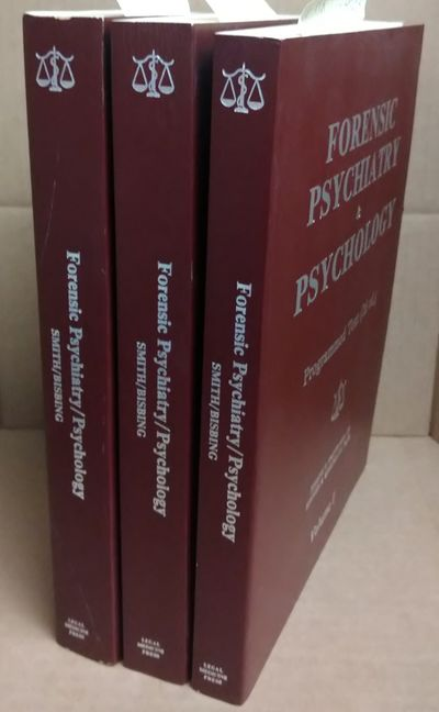 Potomac, MD: Legal Medicine Press, 1986. Reprinted. Softcover. Large Octavo; VG/paperback; burgundy ...