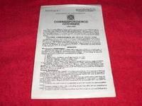 image of Unversity of Saskatchewan Correspondence Courses Information Pamphlet: 1940-1941