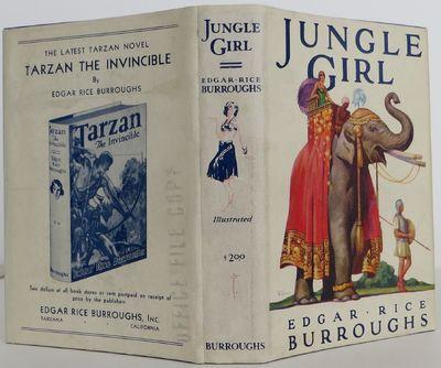 Burroughs, 1932. 1st Edition. Hardcover. Fine/Near Fine. Tarzana, Burroughs, 1932. Fine first editio...