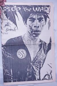 image of Berkeley Barb: vol. 5, #14 (#113) October 13-20, 1967: Stop the War - Stop Draft October 16-21