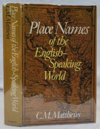 Place Names of the English-Speaking World