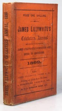 """James Lillywhite's Cricketers' Annual for 1899. With which is incorporated """"James..."""