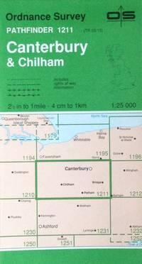 Canterbury Pathfinder map sheet 1211